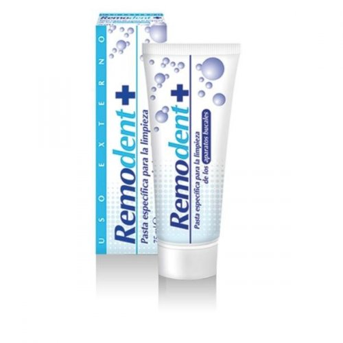 REMODENT PLUS PASTA DENTRIFICA 75 ML