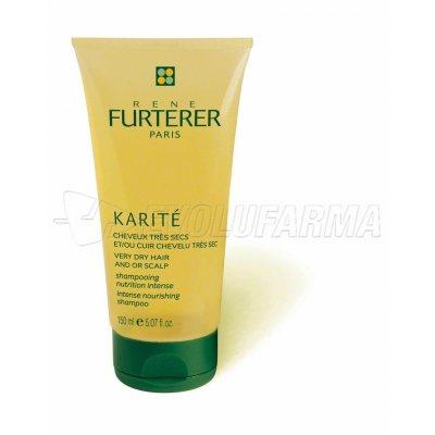 RENE FURTERER KARITE CHAMPU NUTRICION INTENSA, 150ml