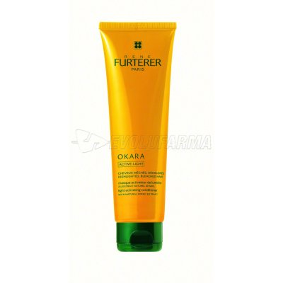 RENE FURTERER OKARA ACTIVE LIGHT MASCARILLA ACTIVADORA DE LUZ, 150ml