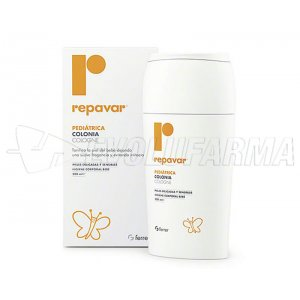 REPAVAR PEDIATRICA COLONIA 200 ML