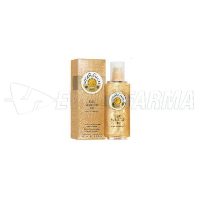 ROGER & GALLET EAU FRAICHE PERFUME EAU SUBLIME OR.100 ml
