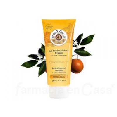 ROGER & GALLET GEL DE DUCHA BOIS D'ORANGE 200 ML