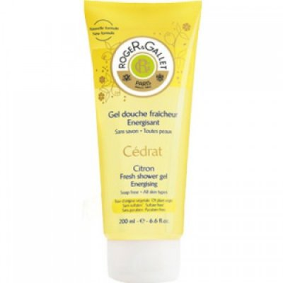 ROGER & GALLET GEL DE DUCHA CEDRAT 200 ML
