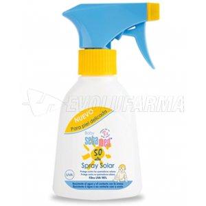 SEBAMED BABY SPRAY SPF50. 200 ml