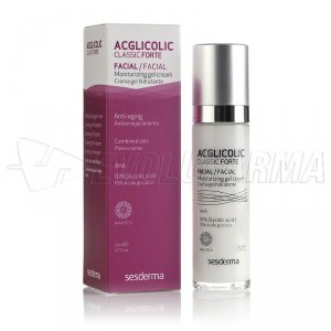 SESDERMA ACGLICOLIC CLASSIC CREMA GEL HIDRATANTE, Air-less 50 ml