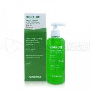SESDERMA HIDRALOE GEL DE ALOE. 250ml