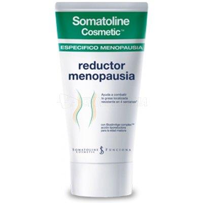 SOMATOLINE COSMETIC. TRATAMIENTO REDUCTOR MENOPAUSIA. Envase de 150 ml.