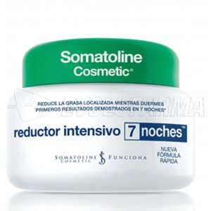 SOMATOLINE COSMETIC TRATAMIENTOTO REDUCTOR INTENSIVO 7 NOCHES. 250 ml