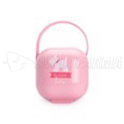 SUAVINEX PORTACHUPETES ROSA SOOTHER