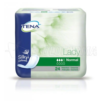 TENA LADY NORMAL 24 UN.