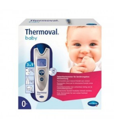 TERMOMETRO DIGITAL THERMOVAL RAPID MEDICION RAPIDA KIDS COLOR
