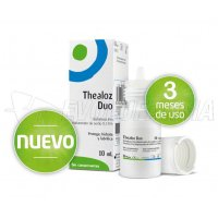 THEALOZ DUO. Envase de 10ml