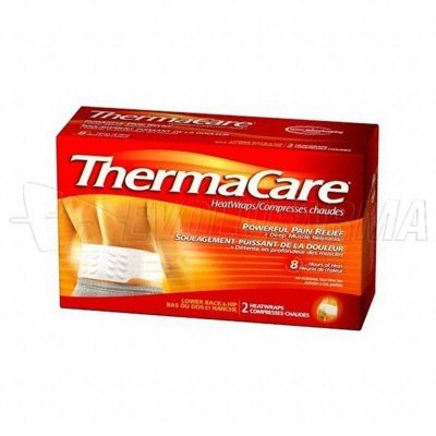 THERMACARE PARCHE TÉRMICO. 2 Parches