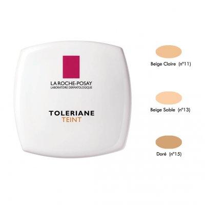TOLERIANE MAQUILLAJE COMPACTO 11 BEIGE CLAIRE 9 G