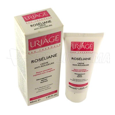 URIAGE. ROSELIANE CREMA ANTIROJECES. Tubo de 40 ml.