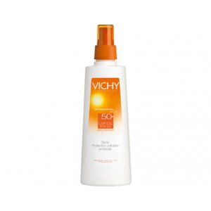 VICHY CAPITAL SOLEIL SPRAY SPF 50+. Spray de 125 ml. No