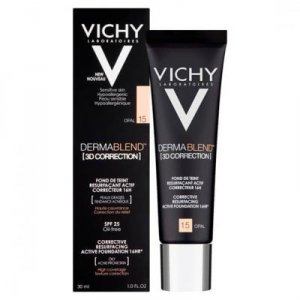 VICHY DERMABLEND 3D CORRECTION SPF 15 OIL FREE TONO 35 30 ML