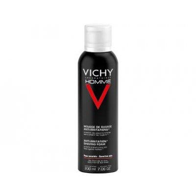 VICHY HOMME GEL DE AFEITADO ANTI-IRRITACIONES. Envase de 150ml.