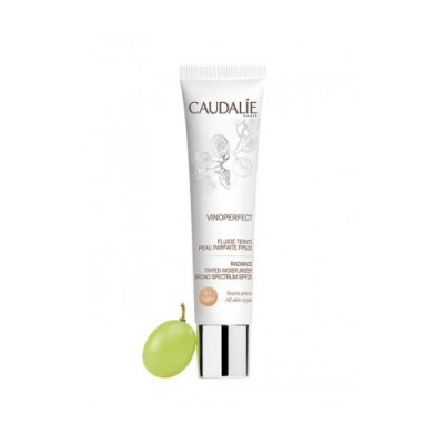 VINOPERFECT FLUIDO 01 LIGHT FPS20 CAUDALIE
