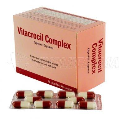 VITACRECIL COMPLEX. 90 Cápsulas.